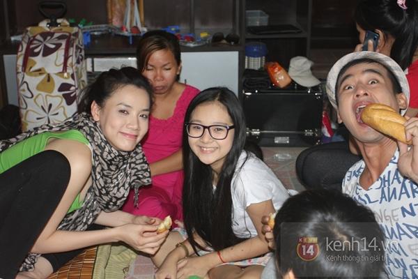 """Trang Nhung """"hồi teen"""" cùng Tiểu Angela 9"""