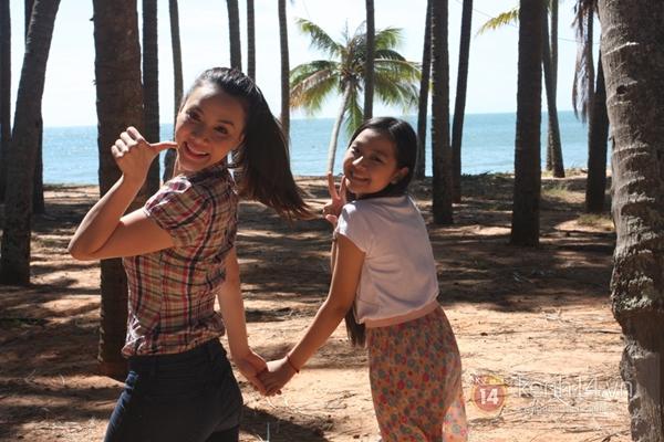 """Trang Nhung """"hồi teen"""" cùng Tiểu Angela 3"""