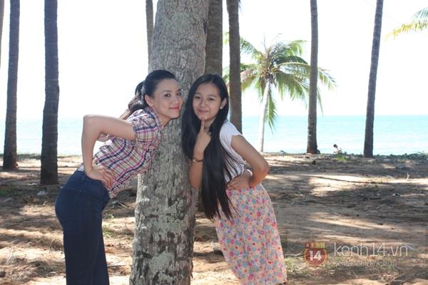 """Trang Nhung """"hồi teen"""" cùng Tiểu Angela 4"""