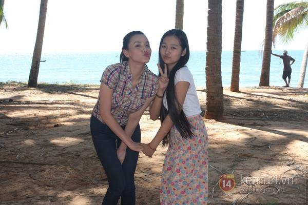 """Trang Nhung """"hồi teen"""" cùng Tiểu Angela 2"""