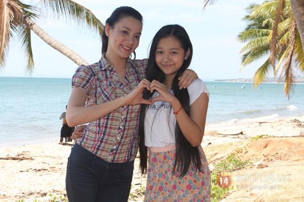 """Trang Nhung """"hồi teen"""" cùng Tiểu Angela 5"""