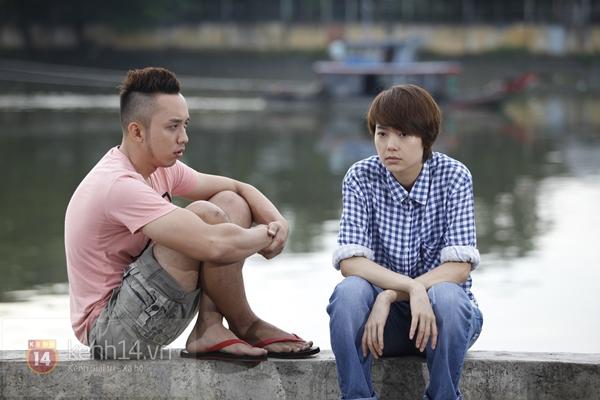 """""""Trai đẹp"""" Minh Hằng tít mắt bên tình địch 11"""