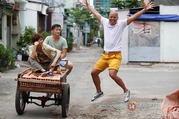 """Lộ diện đạo diễn """"khùng"""" nhất Việt Nam 12"""