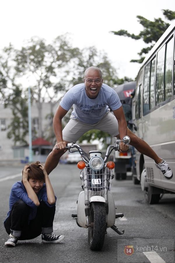 """Lộ diện đạo diễn """"khùng"""" nhất Việt Nam 7"""