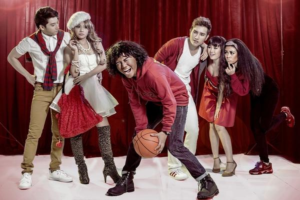 """Tạo hình sặc sỡ chất kịch của """"High School Musical"""" phiên bản Việt 14"""