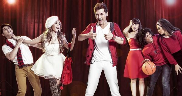 """Tạo hình sặc sỡ chất kịch của """"High School Musical"""" phiên bản Việt 6"""