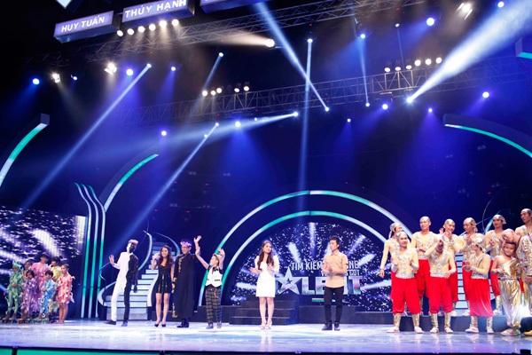 Giọng ca 10 tuổi gây bão tại Chung kết 2 Vietnam's Got Talent 2