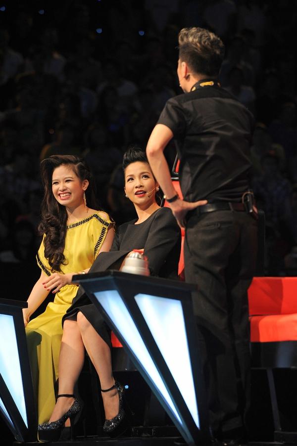 """Dương Hoàng Yến: Trở lại và... lợi hại hơn xưa tại """"The Voice Việt"""" 5"""