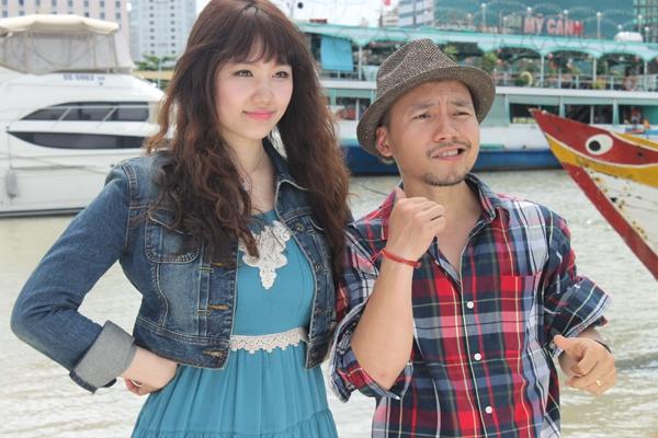 Rapper Tiến Đạt khoe bạn gái giống Hyorin (Sistar) 6