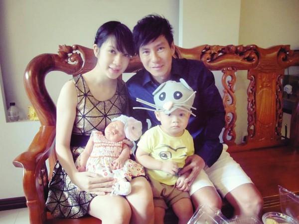 Vợ chồng Lý Hải làm đầy tháng con gái 7