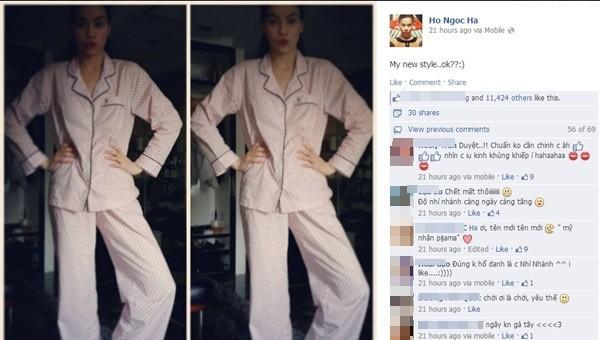 "Chuyện tình Yanbi - Andrea, ""trai đẹp"" Omar gây bão Facebook 19"