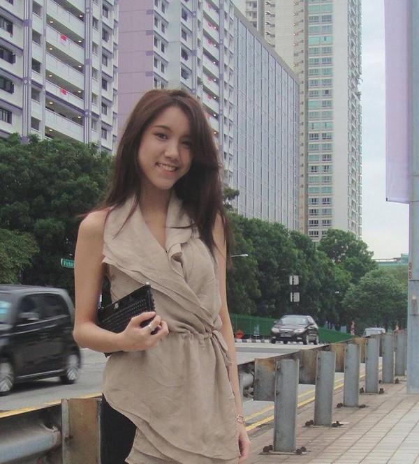 Cận cảnh nhan sắc của em gái Hoa hậu Thùy Lâm 11