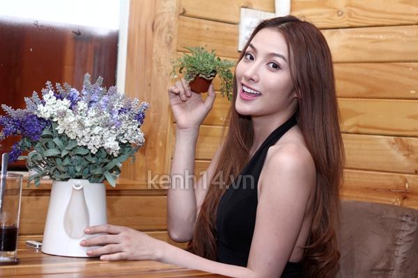 Những hot girl là bạn gái xinh xắn của sao Việt 10