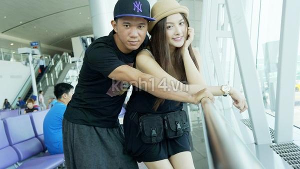Những hot girl là bạn gái xinh xắn của sao Việt 9