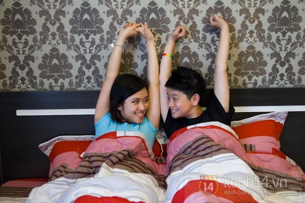 Chuyện tình 12 năm của cặp đôi đồng tính nữ Ái Linh - Thanh Phương 1