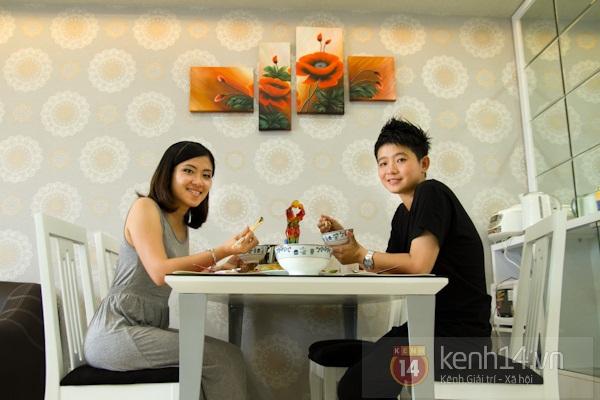 Chuyện tình 12 năm của cặp đôi đồng tính nữ Ái Linh - Thanh Phương 12