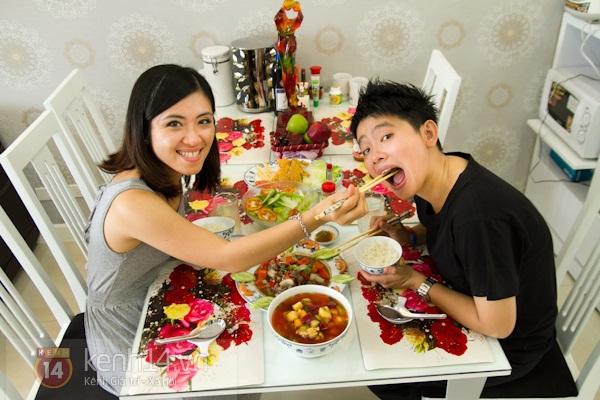 Chuyện tình 12 năm của cặp đôi đồng tính nữ Ái Linh - Thanh Phương 13