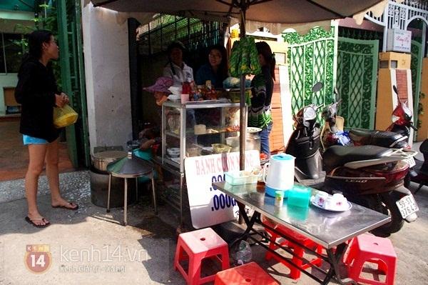 Bánh cuốn có nhân và bánh tôm siêu ngon ở Bình Thạnh 1