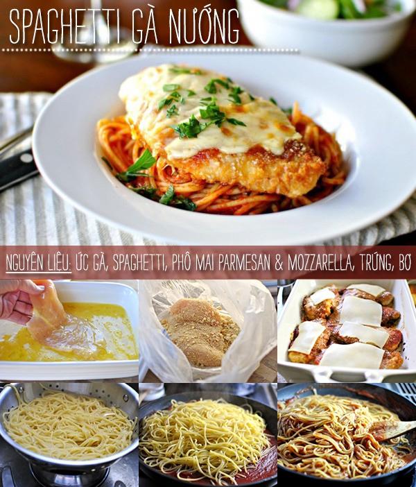 Ăn thực đơn mì Ý kiểu mới chỉ nhìn là thèm ngay 1
