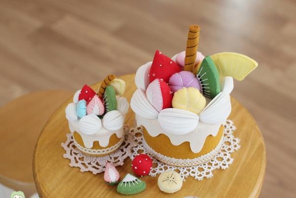 Xinh xinh hộp quà bánh ngọt đáng yêu y như thật 9