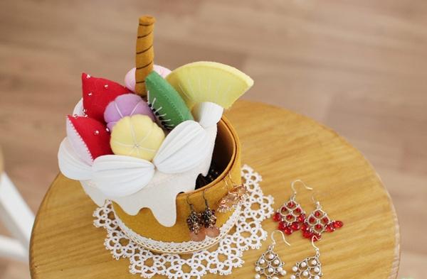 Xinh xinh hộp quà bánh ngọt đáng yêu y như thật 10