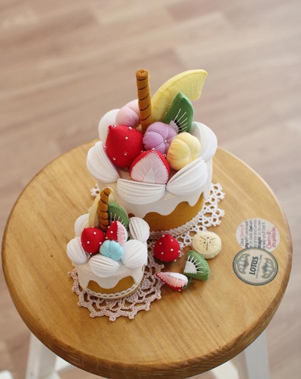 Xinh xinh hộp quà bánh ngọt đáng yêu y như thật 12