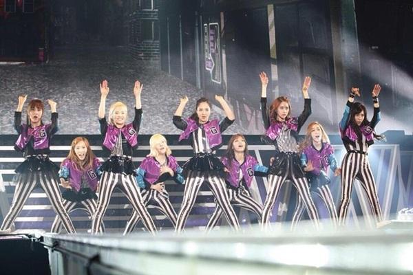 Cận cảnh tour diễn kỷ lục của SNSD tại Nhật Bản 4
