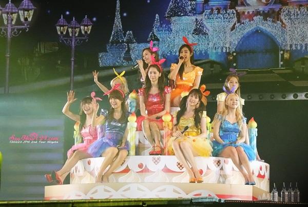 Cận cảnh tour diễn kỷ lục của SNSD tại Nhật Bản 15
