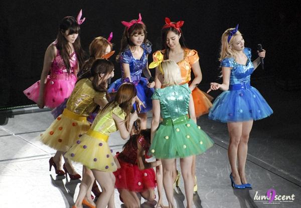Cận cảnh tour diễn kỷ lục của SNSD tại Nhật Bản 20