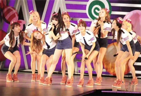 Cận cảnh tour diễn kỷ lục của SNSD tại Nhật Bản 27