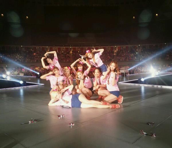 Cận cảnh tour diễn kỷ lục của SNSD tại Nhật Bản 29