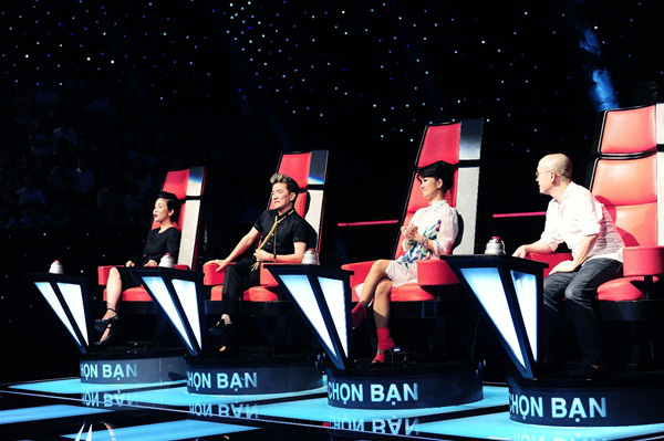 """Những điểm sáng trong tập 1 của """"The Voice Việt 2013"""" 7"""