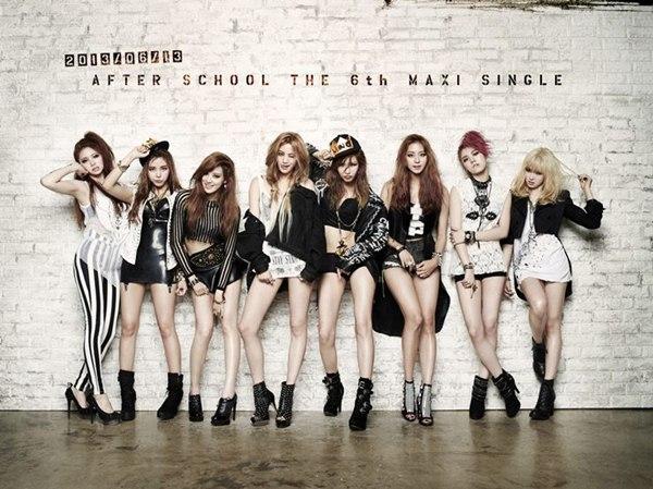 T-ara vs. After School: nhóm nữ nào xáo trộn nhất Kpop? 18