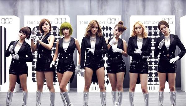 T-ara vs. After School: nhóm nữ nào xáo trộn nhất Kpop? 11