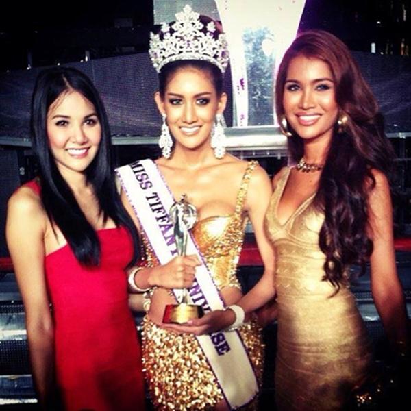 Cận cảnh nhan sắc hoa hậu chuyển giới Thái Lan 2013 1