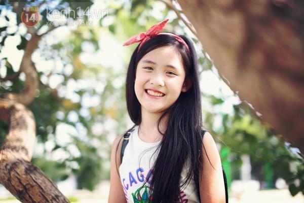 Cô bé 9 tuổi siêu đáng yêu gây sốt tại cuộc thi Be Stylist 3