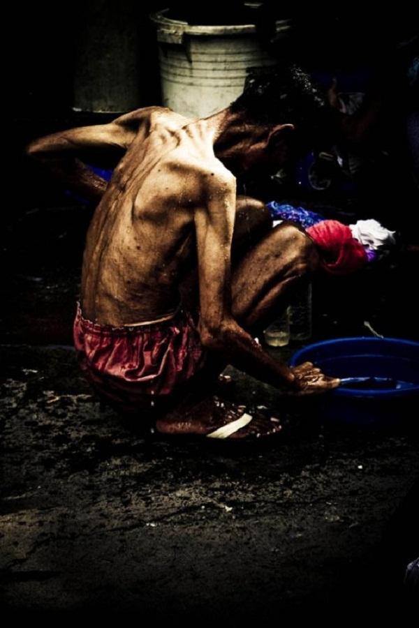 Những hình ảnh giật mình về nạn đói và sự lãng phí 8