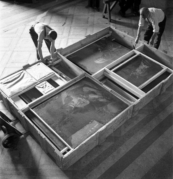 Số phận gây ám ảnh của bức tranh Mona Lisa 6