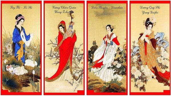 """Chuẩn mực """"khác biệt"""" về vẻ đẹp của phụ nữ Á Đông 10"""