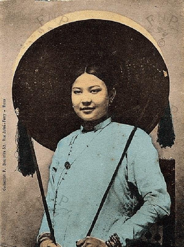 Chuẩn mực làm đẹp của phụ nữ Việt Nam thời xưa 1