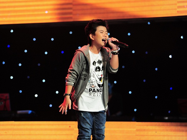 """The Voice Kids tập 4: Sự vùng lên của các """"hot boy nhí"""" 3"""