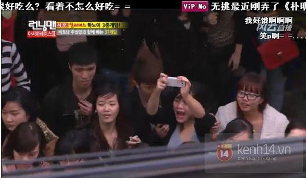 """Tập """"Running Man"""" quay ở Việt Nam đã lên sóng Hàn Quốc 1"""