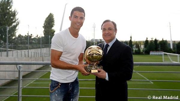 Ronaldo hào phóng tặng đồng hồ 200 triệu cho mỗi thành viên Real Madrid 3
