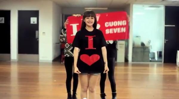 Chuyện tình 3 năm của Chi Pu - Cường Seven, cặp đôi hot nhất với teen Việt 5