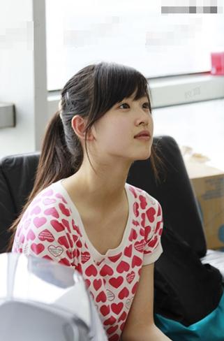"""""""Cô bé trà sữa"""" trở thành hot girl đẹp nhất Trung Quốc 6"""