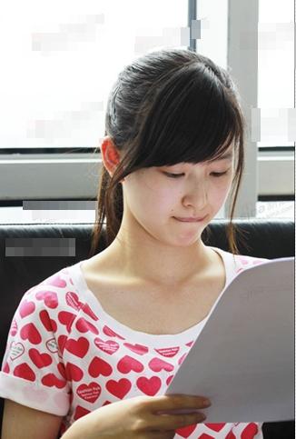 """""""Cô bé trà sữa"""" trở thành hot girl đẹp nhất Trung Quốc 8"""