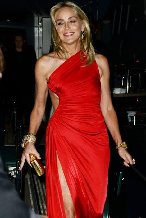 Lý Nhã Kỳ dự tiệc cùng Paris Hilton, Sharon Stone tại Cannes 6
