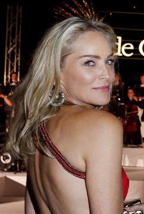 Lý Nhã Kỳ dự tiệc cùng Paris Hilton, Sharon Stone tại Cannes 8