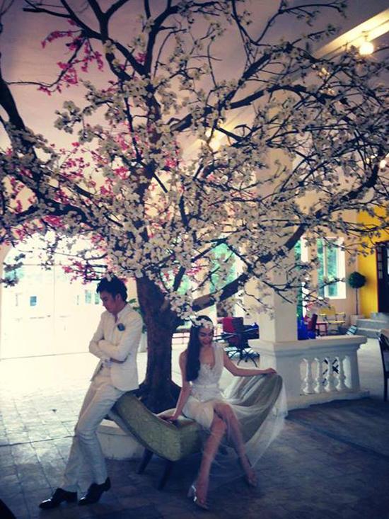 Hồ Ngọc Hà chụp ảnh cưới cùng Dương Triệu Vũ 2