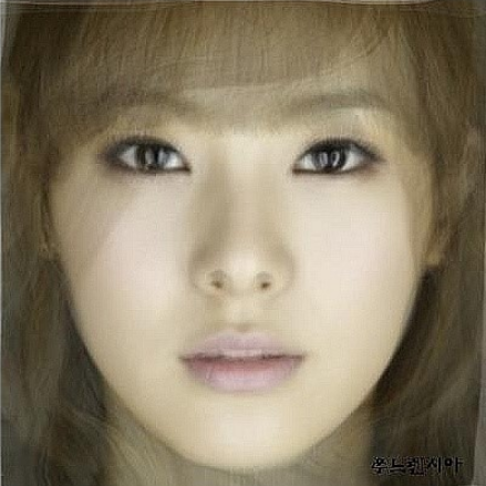 Khuôn mặt đại diện nhan sắc của các nhóm nữ idol Hàn 7